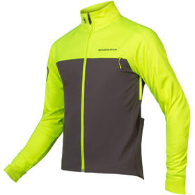 Endura Windchill II Jacket Men neon yellow